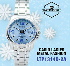 Casio Classic Series Ladies' Analog Watch LTP1314D-2A