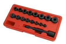 17PC UNIVERSAL CLUTCH ALIGNMENT TOOL KIT SET SUITABLE ON MOST CARS & VANS