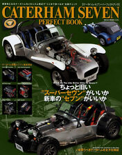 [BOOK] Caterham Seven Perfect Book Super Lotus Ford Kent Rover Cosworth Vauxhall
