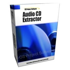 CD Rip ripper des logiciels d'extraction convert wav to MP3