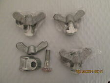 Seat Clamp Kits Sets (4 kits)  VW Bus T-2 52-72, Rear Seat to Floor (set of 4)
