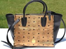 MCM Medium Kathy Visetos Tote Handbag $890+