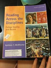 reading across the disciplines (fourth edition, ISBN13:978-0-205-66273-9)