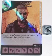 Foil DIGGLE: GREEN BERET 13 Green Arrow and The Flash Dice Masters
