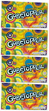 4 x Formally Wonka Everlasting Gobstopper Large Box 141.7g American Retro Sweets