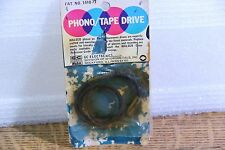 Phono / Tape Drive Belt fits vintage Penncrest and Sony Models - Walsco 1410-73