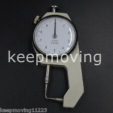 Surgical Endodontic Gauge Meter Dial Caliper Dental Instruments With Lock