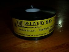 DELIVERY MAN 35mm Scope/Multi Preview Film Cell Disney MOVIE THEATER TRAILER #1