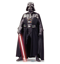 Life Size Star Wars Darth Vader Cardboard Cutout Standup Decoration Party Sith