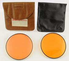 TIFFEN PROFESSIONAL 4'' ½ # 85B AND TIFFEN 4'' ½ # 85 FILTERS