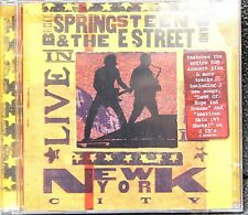 Bruce Springsteen - Live In New York City [2CD] USA Audio CD Sealed $2.99 Ship