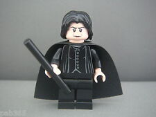 Lego Figurine Minifig Harry Potter Professor Snape / Rogue Neuf New Set 4842