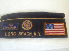 Vintage.American legion Past Commander Long Beach N.Y. 972