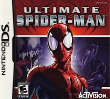 Ultimate Spider-Man Ds