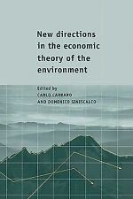 New Directions in the Economic Theory of the Environment (2009, Paperback)