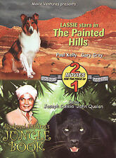 The Painted Hills/Jungle Book (2004, DVD)