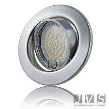 DECORO 230V LED 4W SMD Warmweiss Decken Einbaustrahler Einbauspots Deckenspots