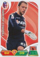 FREDERICO AGLIARDI # ITALIA BOLOGNA.FC CARD PANINI ADRENALYN CALCIATORI 2013