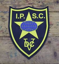 IPSC I.P.S.C. (International practical shooting conf.) PVC patch w/ contact tape