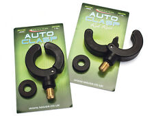 New! Maver Auto Clasp Rod Rest (J920) Butt Rest grip