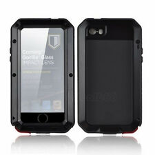Aluminum Shockproof Gorilla Metal waterproof Hard Cover Case For iPhone/Samsung