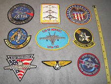 Military Patches Airplane - Harrier V-Stol, A-6F Intruder, Starwars Baby!, Horne