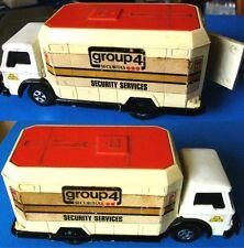 B0003 - MATCHBOX - Security Truck GROUP4 SECURITAS  (K.19)