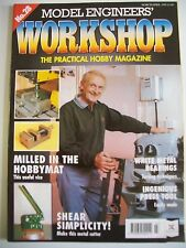 Model Engineers Workshop. The Practical Hobby Magazine. No. 28. March/April 1995