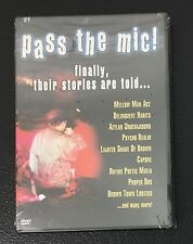 Pass the Mic: The Latin Hip-Hop Culture DVD NEW SEALED  Mellow Man Ace Capone