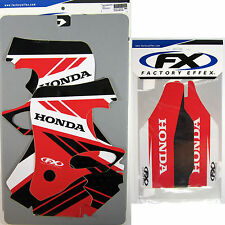 Factory Effex EVO 14 Graphics Forks Honda CR 125 250 CR125 CR250 93 94 NEW