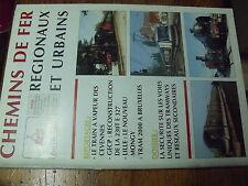 µ?§  Chemins de fer regionaux n°243 Securité sur voies uniques des tramways