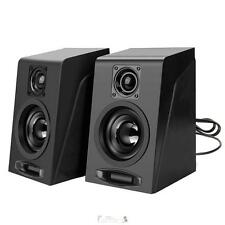 USB2.0 Mini Multimedia Speaker HIFI Box Computer Stereo audio Subwoofer for PC