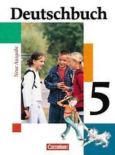 Deutschbuch, Klasse 5, Cornelsen-Verlag