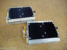 1550-21-7500 Amplier Radio Frequency Power Divider Gently Used (Lot of 2)