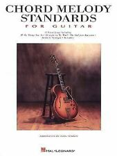 Chord Melody Standards for Guitar by Dan Towey