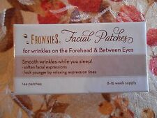 Frownies Forehead & Between Eyes Pads 144 Patches * New Packaging *