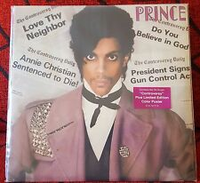 PRINCE *Controversy* VERY SCARCE EU LP w/ BIG SEXY POSTER **FREE SHIPPING**