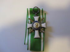 German WWI Saxon Order of Albert with Swords