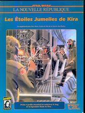 JDR RPG JEU DE ROLE / STAR WARS D6 LES ETOILES JUMELLES DE KIRA