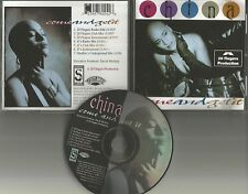 CHINA 20 FINGERS Production Come and Get it 7TRX INSTRUMENTAL & MIXES CD single