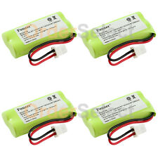 4x Home Phone Battery for VTech BT162342 BT262342 2SNAAA70HSX2F BATTE30025CL