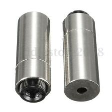 2pcs 12x30mm Metal Housing Case For 3.8mm TO-18 Laser Diode + 200nm-1100nm Lens