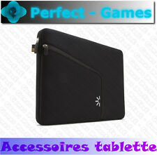 "Housse etui protection de luxe tablettes et netbook 7-10"" caseLogic noir black"
