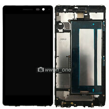 Black LG Zero H650 LG Class LCD Display Touch Screen Digitizer Assembly Frame