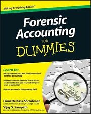 Forensic Accounting for Dummies® by Vijay S. Sampath and Frimette Kass-Shraibman