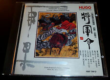 """GENERAL'S COMMAND"" China Broadcast Chinese Orchestra CD 1992 Peng Xiu-Wen HUGO"