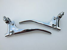 CLUTCH BRAKE CONTROL LEVER SET DOHERTY BSA TRIUMPH NORTON AJS MATCHLESS ARIEL