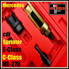 Inyector Diesel Extractor Removedor De conjunto Mercedes Cdi Sprinter C-class E-class Ml