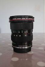 Canon FD 20-35 L f3.5 - EF CONVERTED