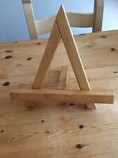 Wooden Book, Picture, Photo, Menu, Music, Wedding Small Basic Display Stand